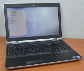 Latitude E6530 and docking station in excellent condition