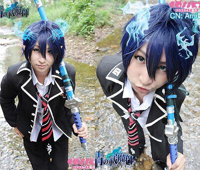Ao no blue Exorcist okumura rin Cosplay Kostüm costume Uniform Anzug set