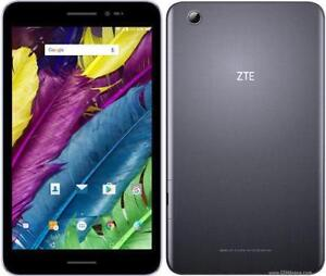 """BRAND NEW ZTE Grand X View 2 8.0"""" Wifi + LTE UNLOCKED /w Brand new Case and Screen Protector $140 FIRM"""