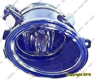 Fog Lamp Passenger Side With Sport [Coupe/Convertible From 2001 To March 2003] [Sedan/Wagon From 2001 To 2005] High Qual