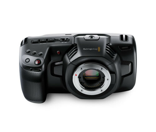 Blackmagic Pocket Cinema Camera 4K REFURBISHED sold by dealer USA WARRANTY