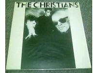 "THE CHRISTIANS: 33"" INCH VINYL"