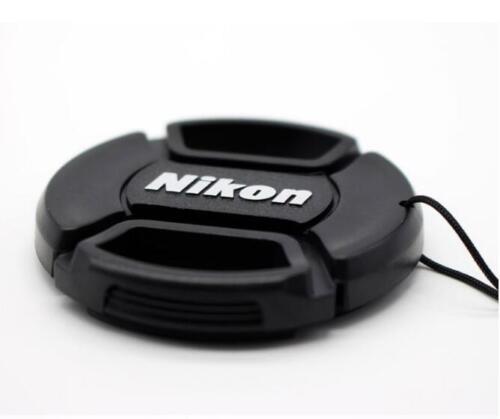 10 PCS New 52mm  Front Lens Cap for NIKON