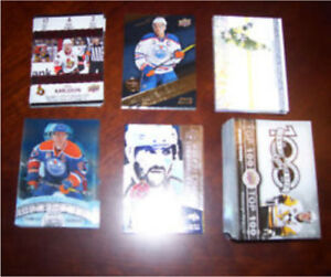 2017-18 TIM HORTONS HOCKEY CARDS BASE INSERTS SETS