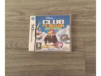 Nintendo ds club penguin game