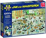 Jumbo legpuzzel Jan van Haasteren The Cattle Market 1000