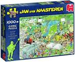 Jumbo legpuzzel Jan van Haasteren The Film Set 1000 stukjes