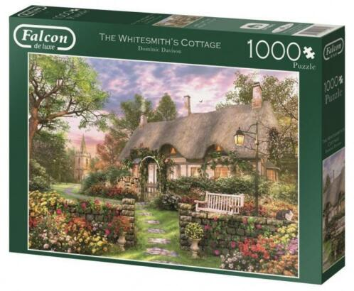 Jumbo Falcon The Whitesmith's Cottage legpuzzel 1000 stukjes