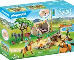 PLAYMOBIL Spirit Riding Free: paardenkamp (70329)