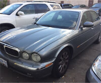 2004 jaguar xj8 as is -- MUST SELL TODAY!!