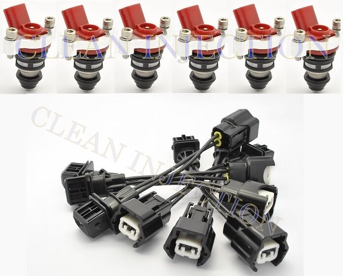 Used Nissan 300zx Fuel Injectors For Sale