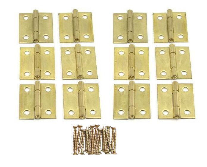 Scharniere Gerollte Kugellagerscharniere Türscharniere Nickel Messing