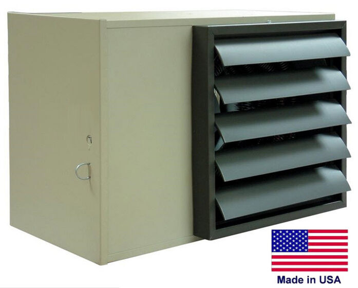 ELECTRIC HEATER Commercial/Industrial - 240V - 1 Phase - 15 kW - 51,200 BTU