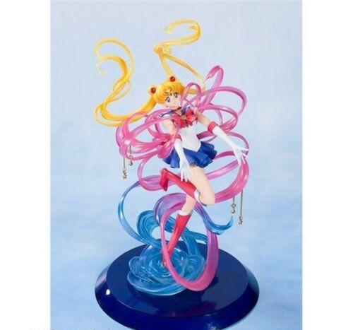 Sailor Moon Tsukino Usagi Moon Crystal Power Make Up PVC Action Figure