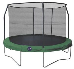 Funsports Jetjump 12ft Round Trampoline Net Combo New Fremantle Fremantle Area Preview
