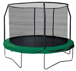 Bazoongi 10ft Round Trampoline & Net Combo Fremantle Fremantle Area Preview