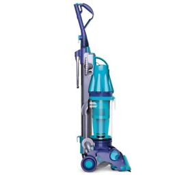 DYSON DC07 FULLY SERVICED SIX MONTHS WARRANTY BLUE AND PURPLE MODEL DELIVERY AVAILABLE