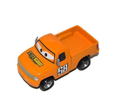 Disney Pixar Movie Cars Diecast Vehicle Piston Cup # 58 Octane Gain Truck Loose