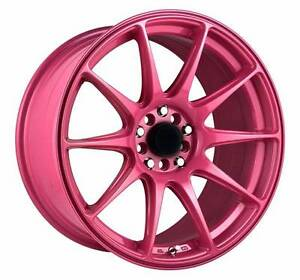 MXR WHEELS JUST IN SALE SALE SALE 18 INCH PINK TYRES PACKAGE Arncliffe Rockdale Area Preview