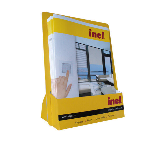Steuerung und Antriebe von INEL