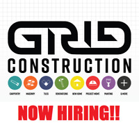 Now Hiring tile installers/carpenters