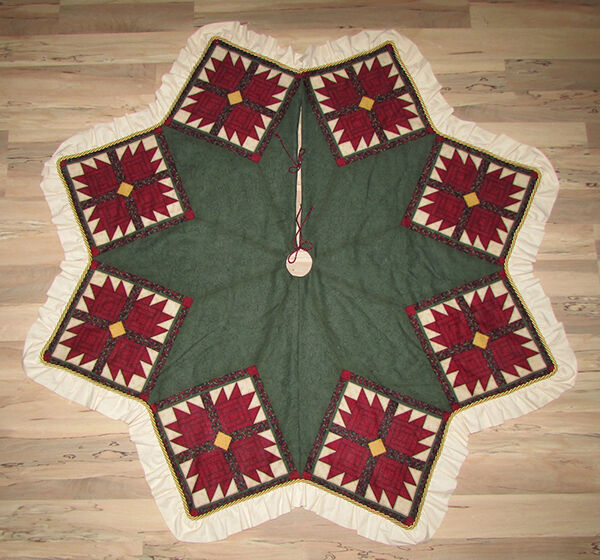 Tips For Choosing A Christmas Tree Skirt Size