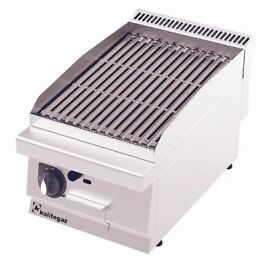 Commercial 40 cm Gas Vapour Grill *2 Years Warranty* Made in TURKEY