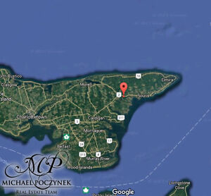 22 Acres of natural wonderland Fortune Bridge PEI Canada