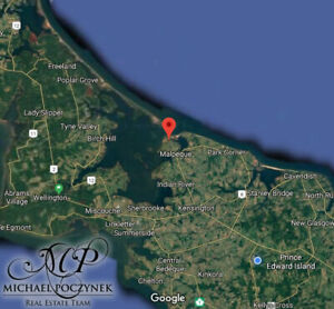 Large Prince Edward Island Waterview Lot in Malpeque