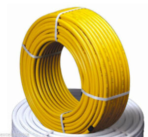 GasFlex 1/2  tubing pipe (roll 330ft-100m) flexible as CSST tubing gas flex  sc 1 st  eBay & Flexible Gas Pipe | eBay
