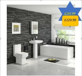 Bathroom suite Offer