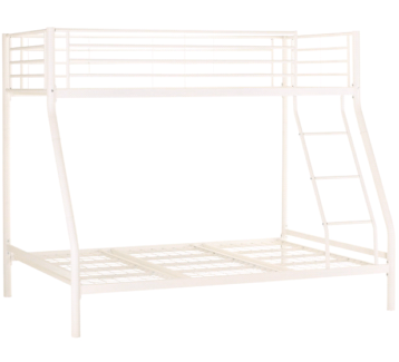 Bunk bed (double + single )