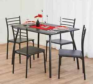 Fantastic Furniture dining table with chairs Salisbury Salisbury Area Preview