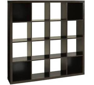 Brand New in box 16 cubes bookcase bookshelf $100 FIRM! Eight Mile Plains Brisbane South West Preview