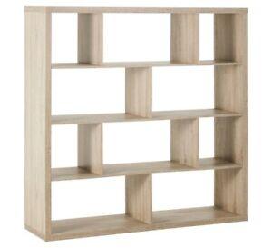 10 Shelf Bookcase - New Condition
