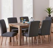 Toronto Dining Table And Chairs