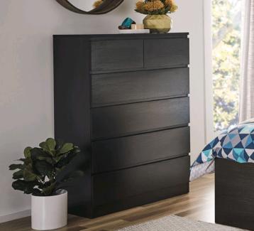 Tall boy from fantastic furniture. www fantasticfurniture com au in Hornsby Area  NSW   Furniture
