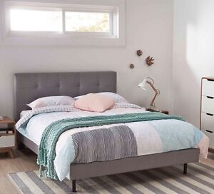 Brand new condition Queen sized bed frame and side tables $550 Wellington Point Redland Area Preview