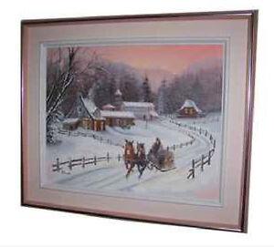 Peinture originale K. Nicholas