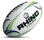 Rhino Rugbybal Wit