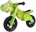 Milly Mally Dino Mini loopfiets 12 Inch Junior Groen
