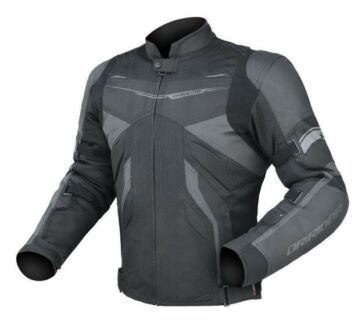 Dririder Climate Control EXO 2 Motorcycle Jacket Near New