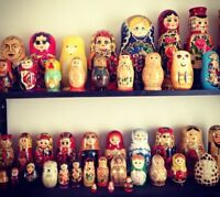 ~*looking for russian dolls nesting matryoshka*~