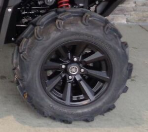 2018-2019 OEM Yamaha Grizzly Take Off Rims 14""