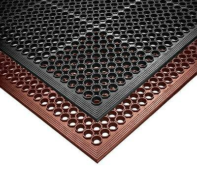 Apex Foodservice Mats 3 X 5 Competitor Grease Resistant Bar Kitchen Mat