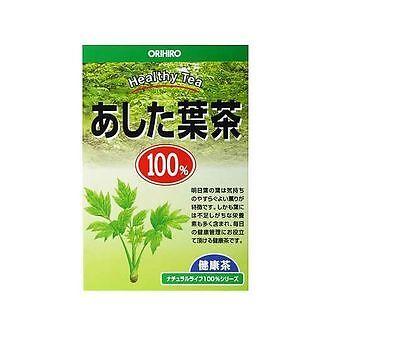 Orihiro NL tea 100% ashitaba angelica keiskei tea 1g x 26pcs