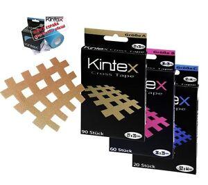 KINTEX-CROSSTAPE-10-LAMINAS-9-PIEZAS-SON-90-PIEZAS-KINESIOLOGY-TAPING