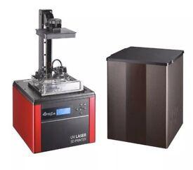 3D Printer SLA resin
