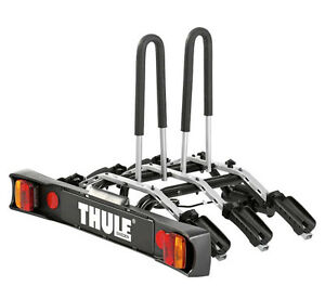 Thule 9503 Towbar Mounted Ride On 3 Bike Cycle Carrier
