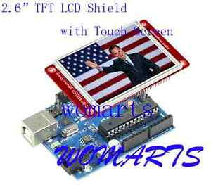 2-6-TFT-LCD-Shield-Touch-Panel-Display-w-TF-Reader-for-Arduino-A121